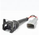 EVI Pigtail. LC/UPC SM SX 1m